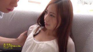 〖S-Cute〗Yuria美人おねえさんスレンダーな体とセクシーな黒Tバック!おち○ちん入れると声が大きくなって…。