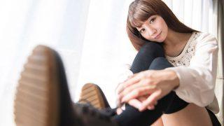 〖S-Cute〗Rei しっとり淫らな美人とH/耳元や首筋を舐められて気持ちよくてたまらない彼女はクンニで早速イってしまい…。