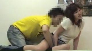 ナンパ部屋でダマし撮り!柔らかそうなEカップの巨乳女子大生すごく感じやすい千紗(20歳)とのSEX!