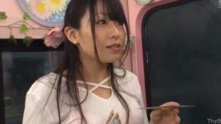 女子大生みおな(20)がマジックミラー便で初めて素股して♡騎乗位からの生挿入で本番しちゃった!!
