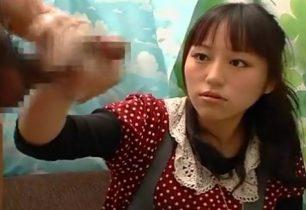 第3回素人娘の赤面手コキ研究所まお